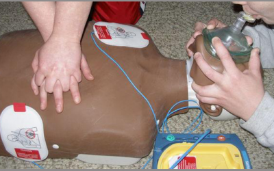 ARE AEDS (DEFIBRILLATORS) REQUIRED IN DENTAL OFFICES?