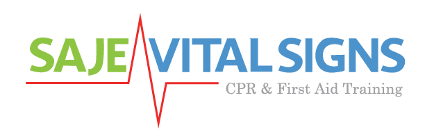 SAJE Vital Signs CPR & First Aid Training