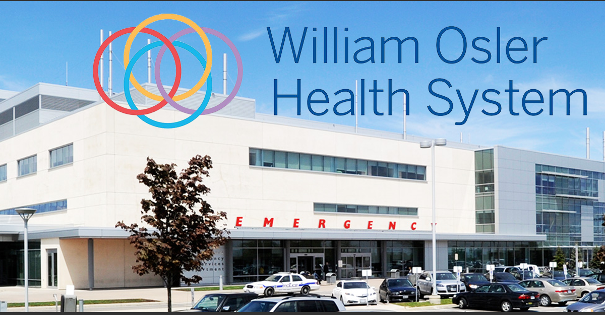 William Olser Health Center Brampton