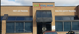 SAJE Vital Signs Available Courses